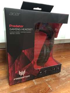 Predator Gaming Headset