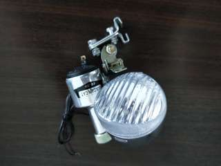 Frictional Bike bicycle front light lamp