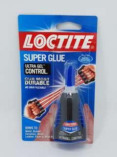 Loctite Super Glue (Ultra Gel Control)