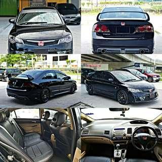HONDA CIVIC FD 1.8A(2008)SAMBUNG BAYAR