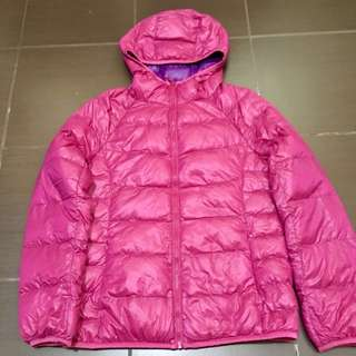 Preloved Uniqlo down jacket