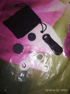 3 in 1 Cellphone Camera Lens Kit