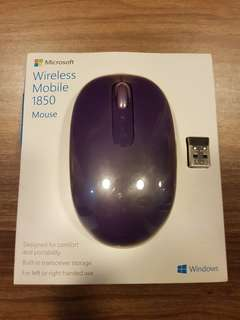 Wireless Mobile 1850 Mouse