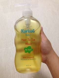 [Stocks Clearance] Kareal baby 2 in 1