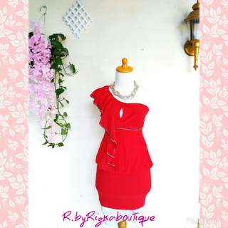 🚫SALE🚫 Red Party dress