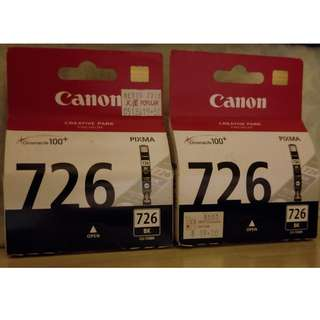 Canon Ink 726 Black