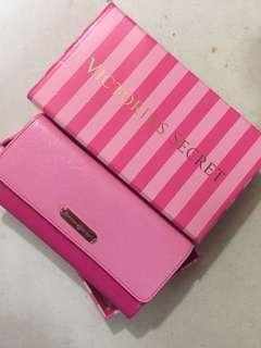 Victoria's Secret Wallet (Genuine Leather)