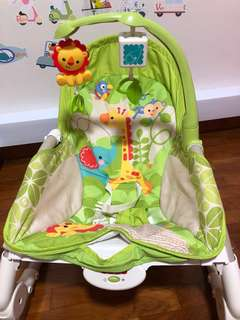 Pre-loved Fisher Price Baby Rocker