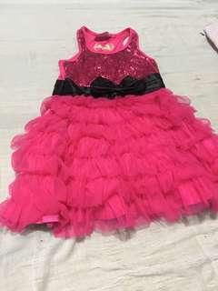 Authentic barbie dress