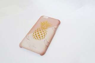 Pineapple Pastel iPhone 6/6s Case