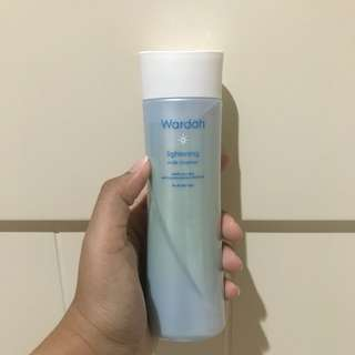 Wardah Lightening Milk Cleanser