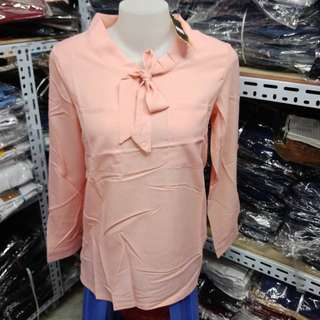 FORMAL BLOUSE RIBBON