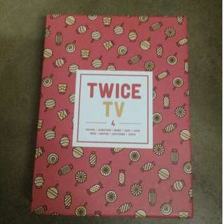 SALE! Twice tv4 dvd