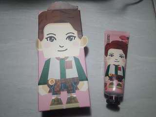 HAND CREAM EXO CHANYEOL (FREE PC)