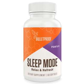 🚚 [IN-STOCK]  BULLETPROOF Sleep Mode - 60 Ct.  POWER DOWN. CHARGE UP.