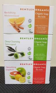 🚚 Bentley Organic Soap