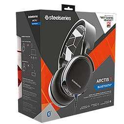 Steelseries Arctis 3 Bluetooth (FREE 1 QCK MOUSEPAD)