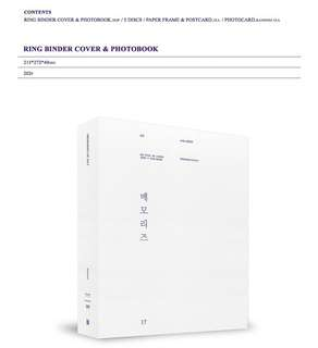 BTS-Memories Of 2017 [DVD]