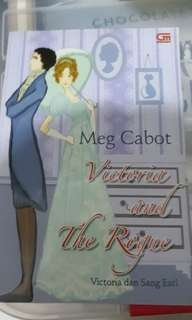 Novel Victoria and The Rogue