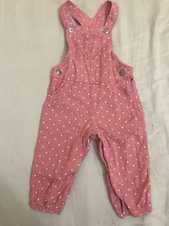 H&M Baby Overall/Jumper