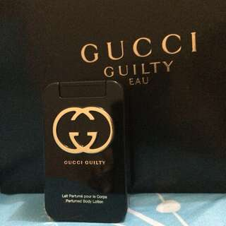 Body Lotion Gucci Quality