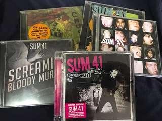 SUM 41 - 5CD