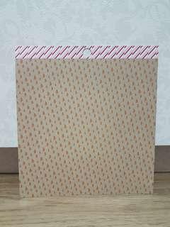 "Studio Calico 6x6"" Scrapbooking Paper (Stars)"