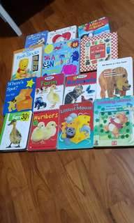 Children board books