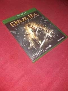 (Xbox one) Deus Ex Mankind Divided