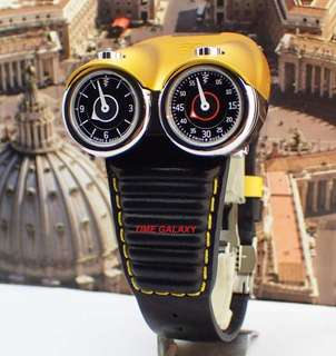 Preowned AZIMUTH Twin Turbo LIMITED EDITION Watch. Only 88 units. Model : SP.SS.TT.N001