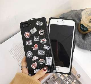 Miaak Casing Soft Case iPhone 7+/8+ Premium
