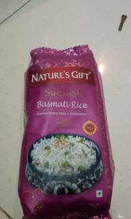Basmati Rice Indian Rice 印度米1kg