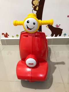 Fisher-price Learn Ride On Scooter