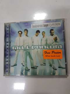 CD - Backstreet Boys