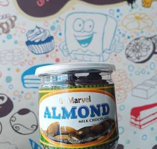 MARVEL ALMOND