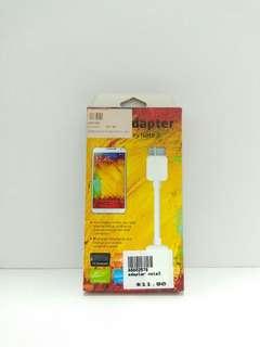 🚚 Galaxy Note 3 Adapter