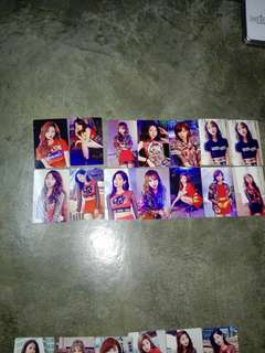 Twice once begin pc from set A
