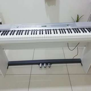 Casio Privia PX-350 White 88 Keys Digital Piano