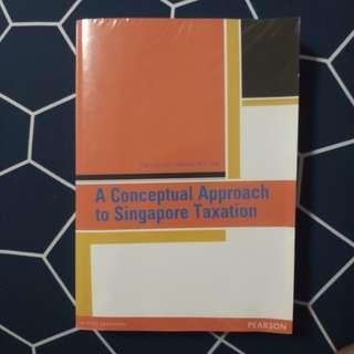 AC2301 Principles Of Taxation Textbook