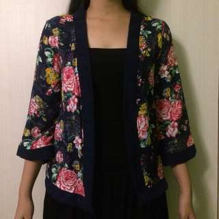Outer floral