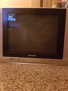 Panasonic TV (self pick-up only)