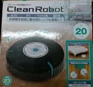 自動吸塵機+20ps吸塵紙(另再送多一份吸塵紙)