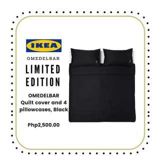 PRE-ORDER IKEA OMEDELBAR QUILT & PILLOWCASES