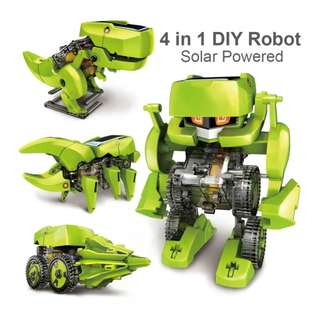 Buy 1 Free 1 Educational DIY Robot Kit 7 in 1 & 4 in 1