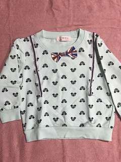 18mo mickey sweater