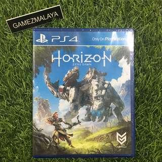 [NEW] PS4 HORIZON ZERO DAWN R3 - (GAMEZMALAYA)