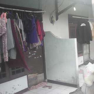 Dijual Rumah Kontrakan 2pintu Daerah Jakarta Barat