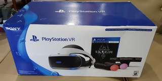 Brand New Playstation VR Skyrim