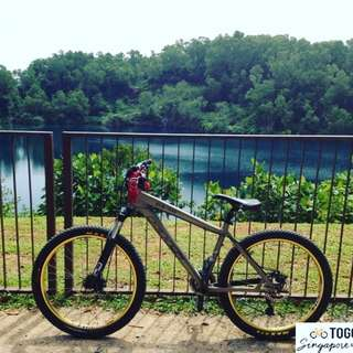 Urgent! KHS DJ-300 MTB/ Dirt Jump Hardtail Bike