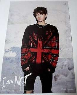 [WTS] Stray Kids I AM NOT- Seungmin Poster